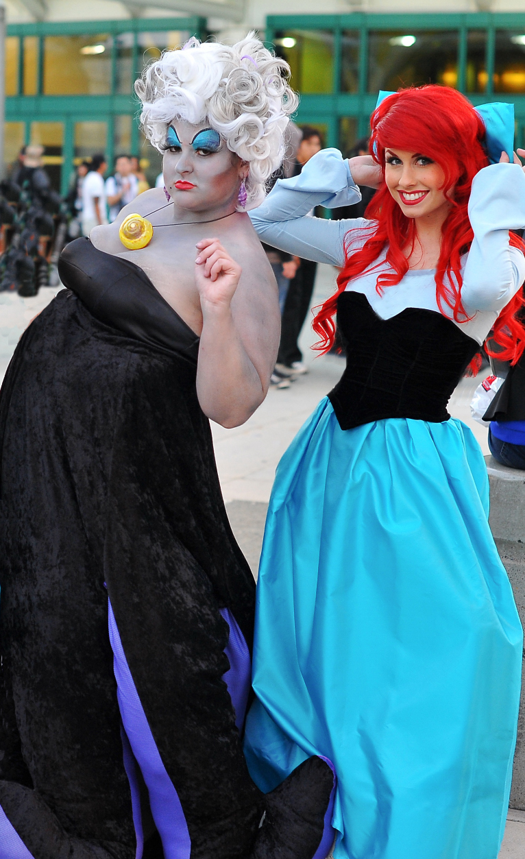 Sea Witch Costume Ideas The Sea Witch �...